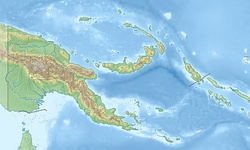 2000 New Ireland earthquakes is located in Papua New Guinea