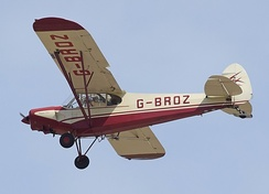 Piper PA-18-150 Super Cub. Built 1958.