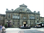 The Market Hall, Corn Exchange and Fish Market