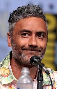 Режиссёр Тайка Вайтити на San-Diego Comic-Con в 2020 году