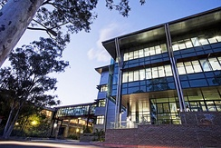 The SMART Infrastructure Facility, on the University of Wollongong campus