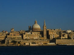 Valletta, Malta's capital city