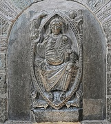 Christ in Majesty by Bernard Gilduin, late 11th c.
