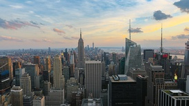 The New York City Metropolitan Area is home to the largest European population in the United States.[41]
