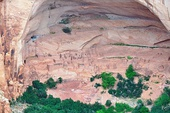 The Navajo National Monument, in northern Arizona (USA)