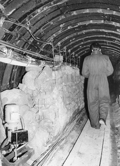 Operation Gold: the Berlin tunnel in 1956