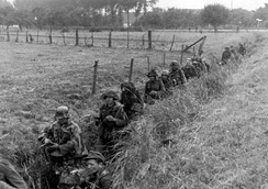 German soldiers at Arnhem