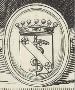 Lully's coat of arms