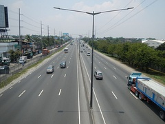 North Luzon Expressway, the Philippines