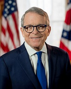 Mike DeWine (R)  Governor