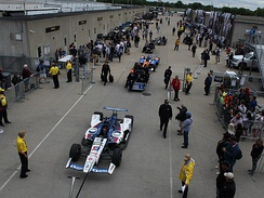 Gasoline Alley in 2019.