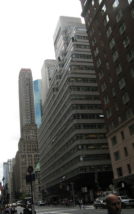 Look Building on Madison Avenue in New York