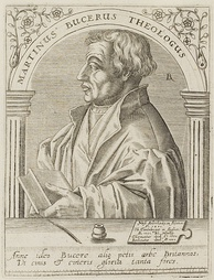 Martin Bucer, who had corresponded with Cranmer for many years, was forced to take refuge in England.
