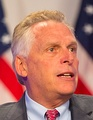 Terry McAuliffe  served 2014–2018 born February 9, 1957 (age 63)