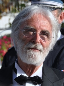 Michael Haneke, winner of the 2009 Palme d'Or