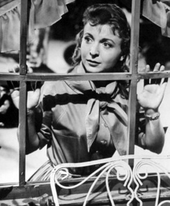 Publicity photo of Rosemary Prinz as Penny Hughes from As the World Turns