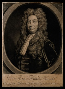 Sir Hans Sloane. Mezzotint by J. Faber, junior, 1729, after Wellcome V0005466.jpg