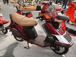 Honda Spacy 125 Striker