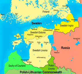 The Duchies of Estland and Livland within the Swedish Empire