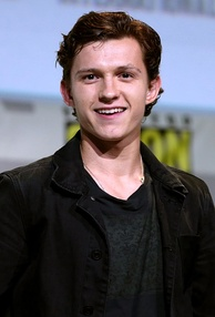 Tom Holland is the youngest recipient