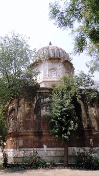 Tomb of Maha Singh, ruler of the Sukerchakia Misl and father of Ranjit Singh.
