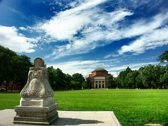 Beijing's Tsinghua University, one of the top-ranked universities in China[465]