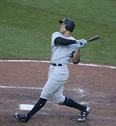 Slugger Aaron Judge played for Brewster in 2012