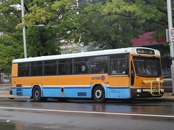 ACTION Ansair bodied Renault PR100.2