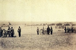 The Uruguayan Army at the Battle of Sauce, 1866