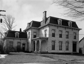 Wade's home in Jefferson, Ohio