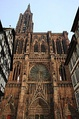 The seat of the Archdiocese of Strasbourg is Notre-Dame Cathedral of Strasbourg.