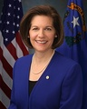 Catherine Cortez Masto, U.S. Democratic politician and first female Hispanic U.S. senator.