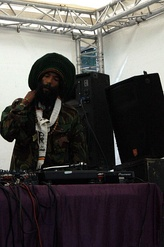 Congo Natty, a ragga jungle artist
