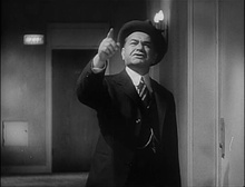 Robinson in his breakout role, Little Caesar (1931)