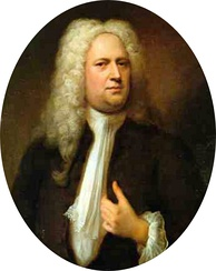 Handel in 1733, by Balthasar Denner (1685–1749)