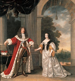 "The ""Great Elector"" and his wife"