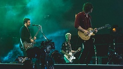 Kings of Leon in 2017