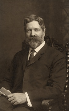 George Foster Peabody, 1907