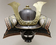 19th-century Japanese kabuto