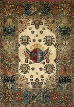 Polish carpet, mid 18th century