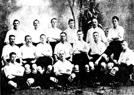 The South Africa team of 1906
