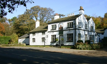 The Wizard Pub, Alderley Edge