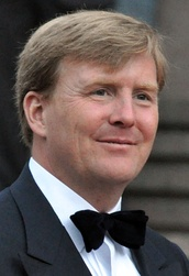 Willem-AlexanderKing of the Netherlands since 30 April 2013