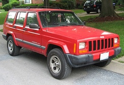 Jeep Cherokee: SUV trendsetter as designed by AMC