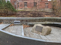 Alpha Phi Alpha and Cornell University dedicated a centennial memorial on Ho Plaza in 2006
