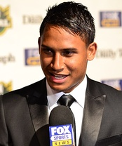 Ben Barba at the Dally M awards