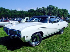 1968 Buick Special Deluxe coupe