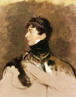 Profile by Sir Thomas Lawrence, c. 1814