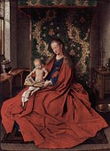 Jan van Eyck (workshop), Ince Hall Madonna, 1433