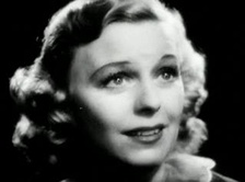 Sullavan as the night club singer who learns about love in The Shopworn Angel (1938).